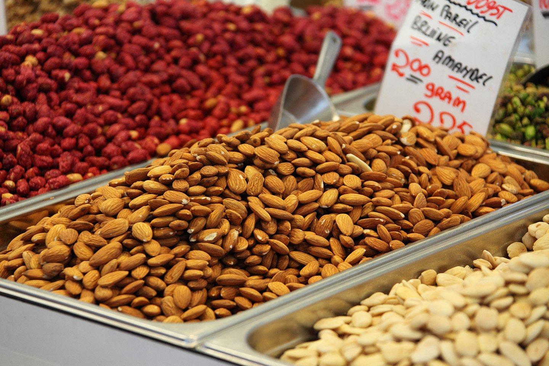Go nuts for 'em. © Public Domain Pictures/Pexels