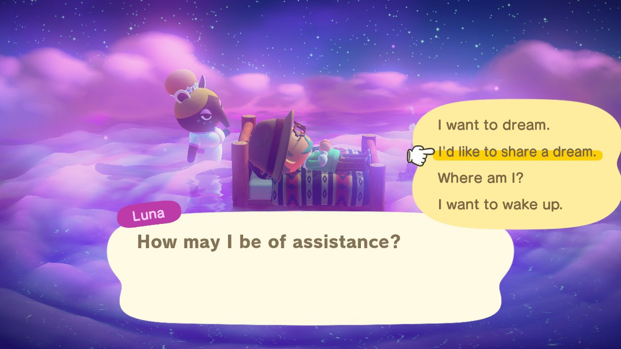 Animal Crossing: New Horizons Dream Address