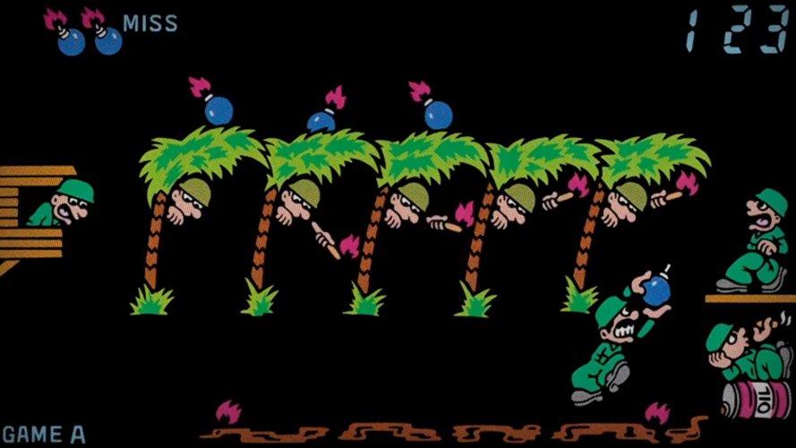 Mario spin offs the worst mario bombs away