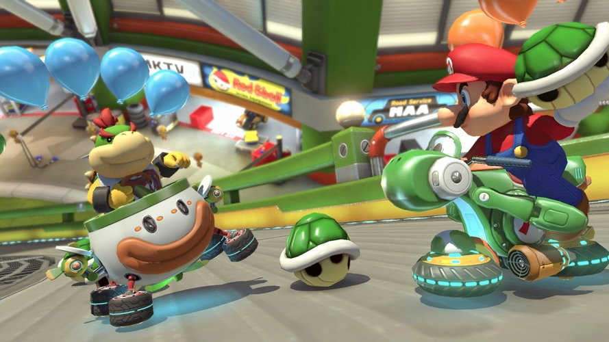 Every Mario spin-off game and series ranked - mario kart