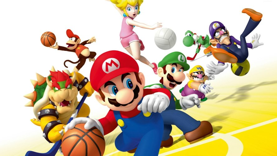 The worst mario spin off games