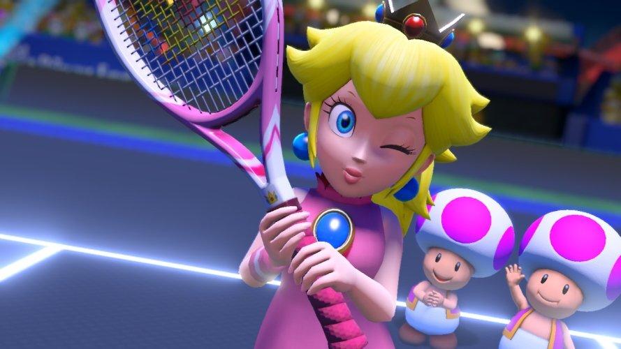 Mario Spin-offs ranked - mario tennis
