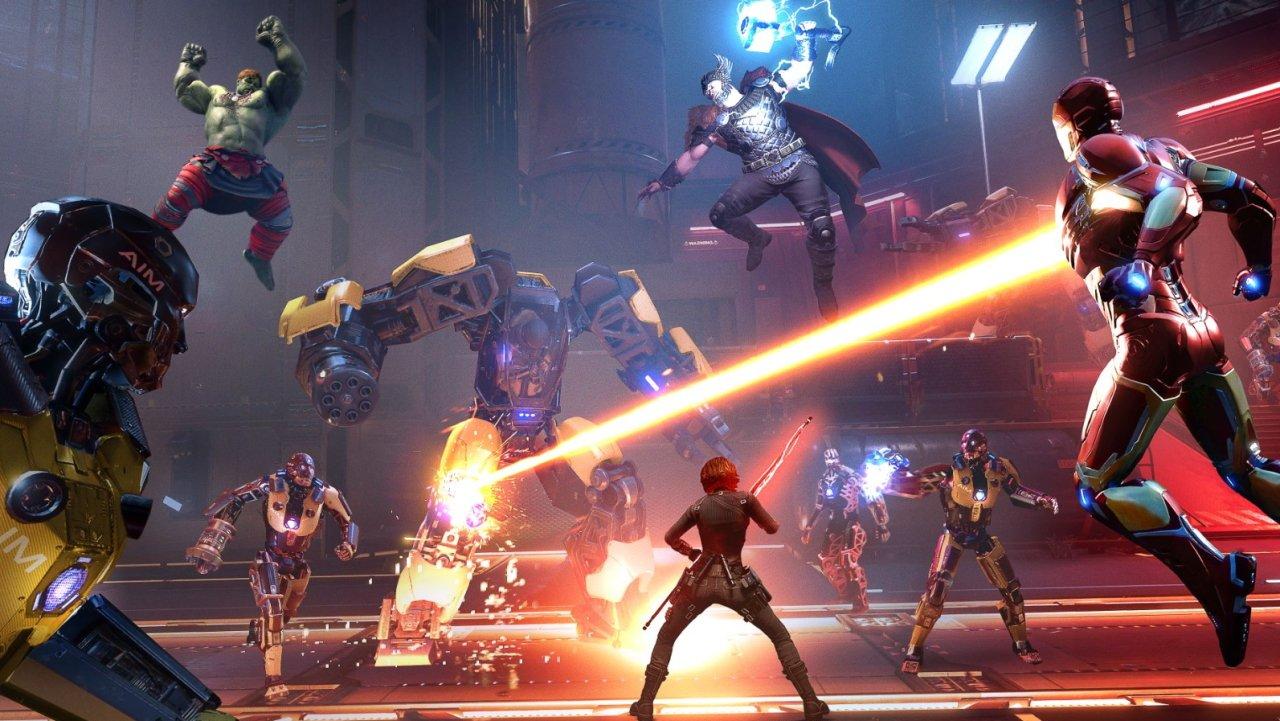 Marvels avengers beta dates PS4 Xbox One PC revealed