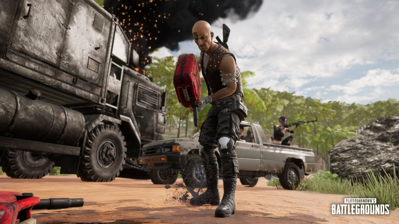 PUBG new patch notes
