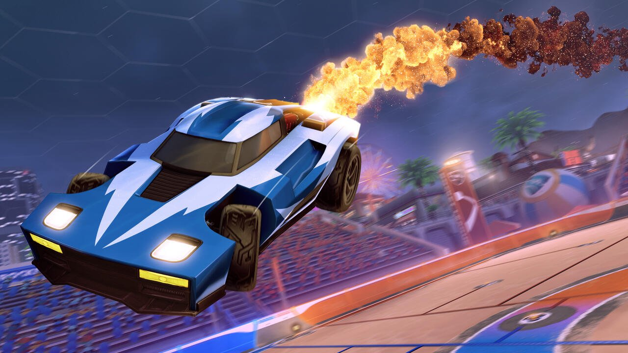 Psyonix announce Rocket League is becoming a free-to-play title