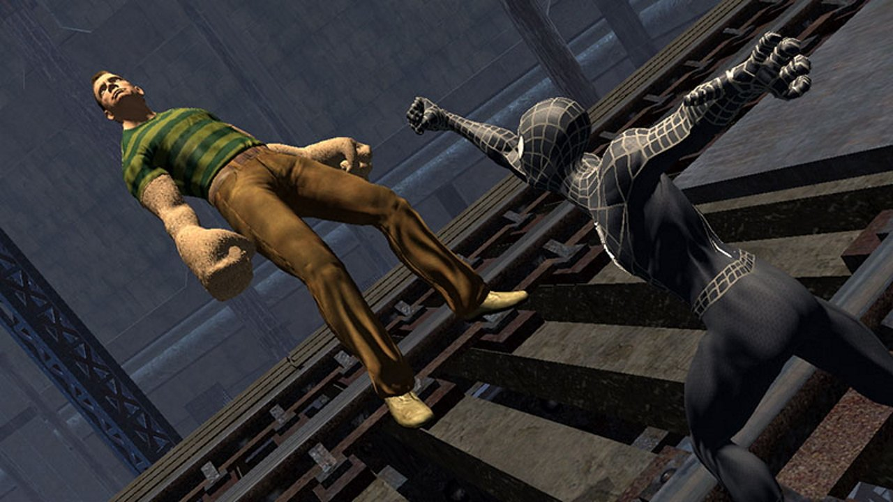 The worst spider-man appearances in video games - spider-man 3