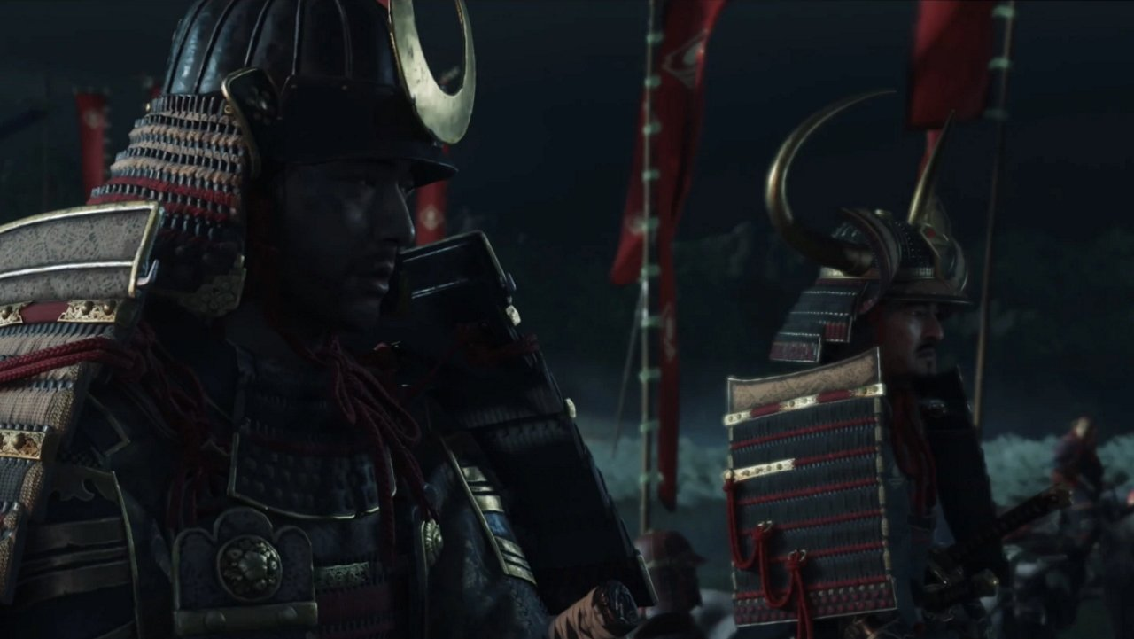 When is Ghost of Tsushima set