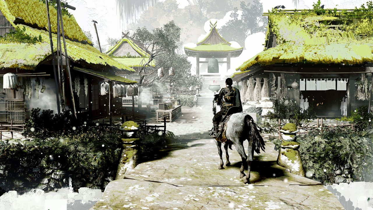 Which horse to choose in Ghost of Tsushima