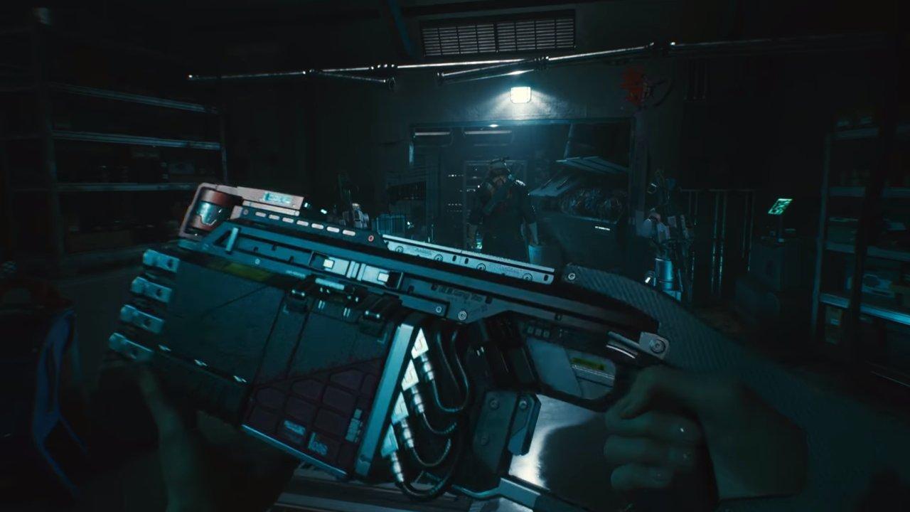 Cyberpunk 2077 Zhuo