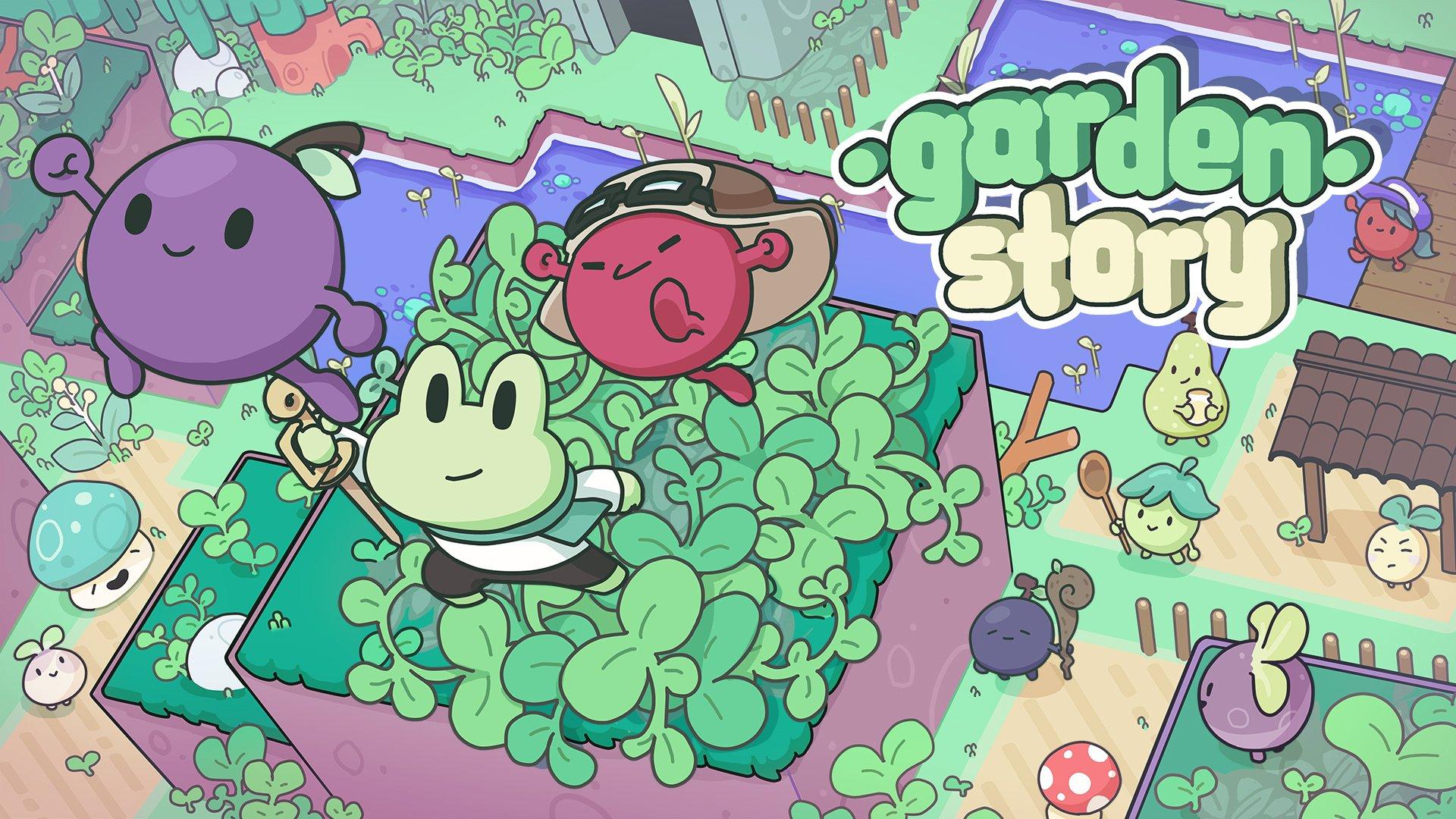 Garden Story will release on Nintendo Switch in 2021