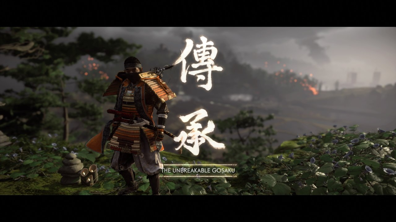 How to get Gosaku's Armor in Ghost of Tsushima