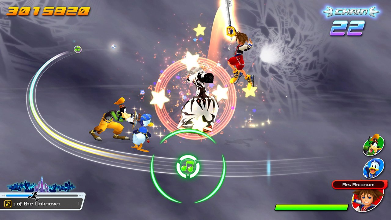 Kingdom Hearts: Melody of Memory releases this November