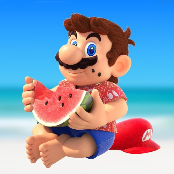 Nintendo teases Mario sunshine fans