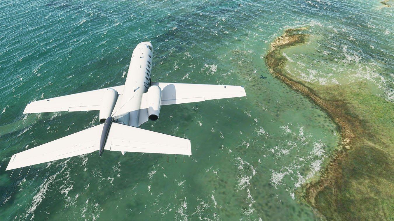 How many gigs is Microsoft Flight Simulator 2020
