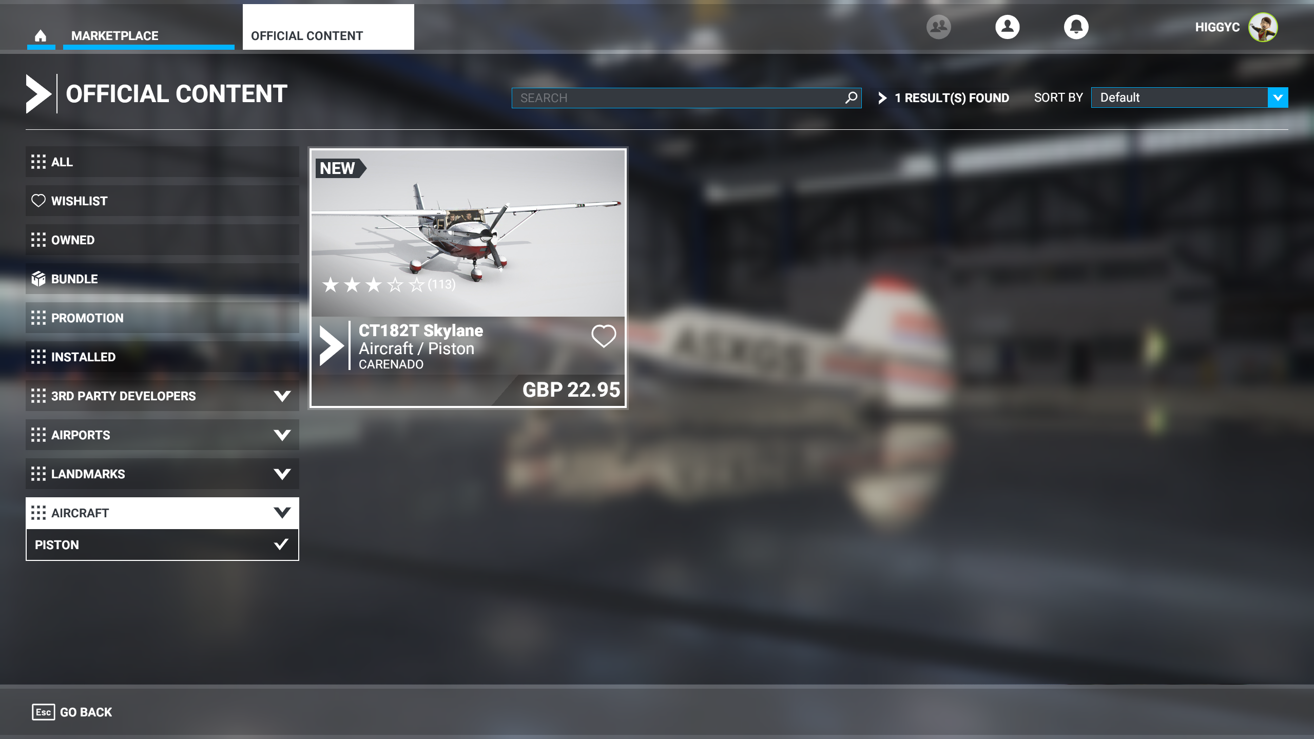 How to get liveries in Microsoft Flight Simulator