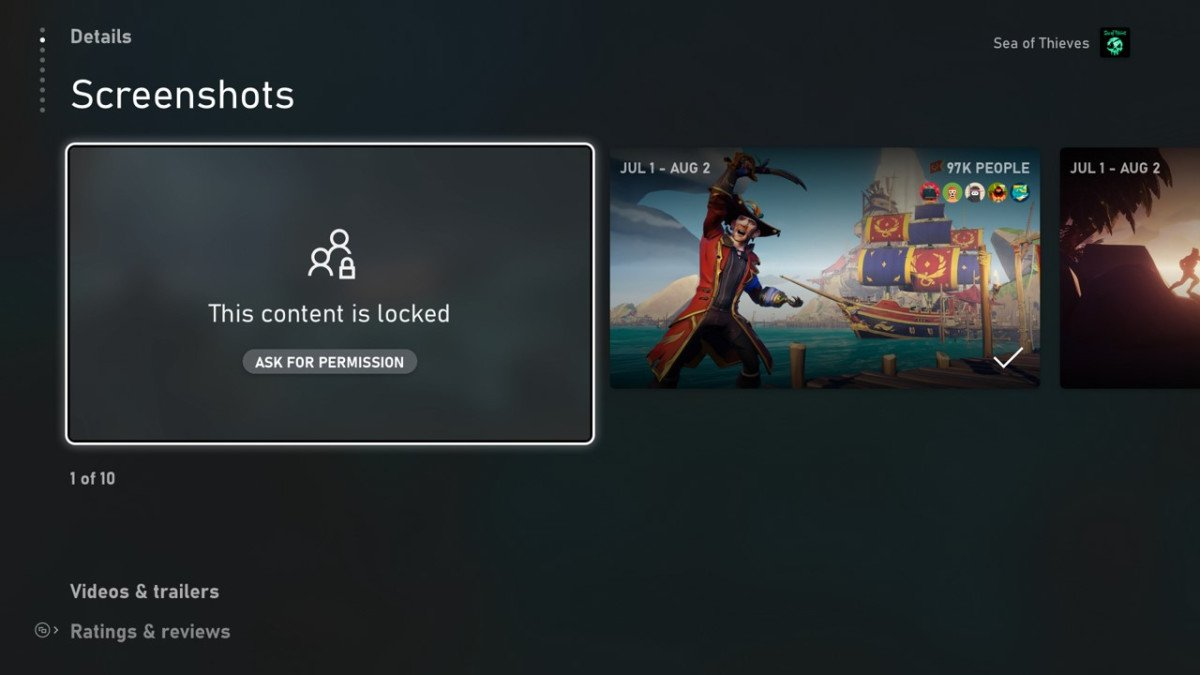 Safety improvements will make it easier for parents to filter content on the Xbox One.