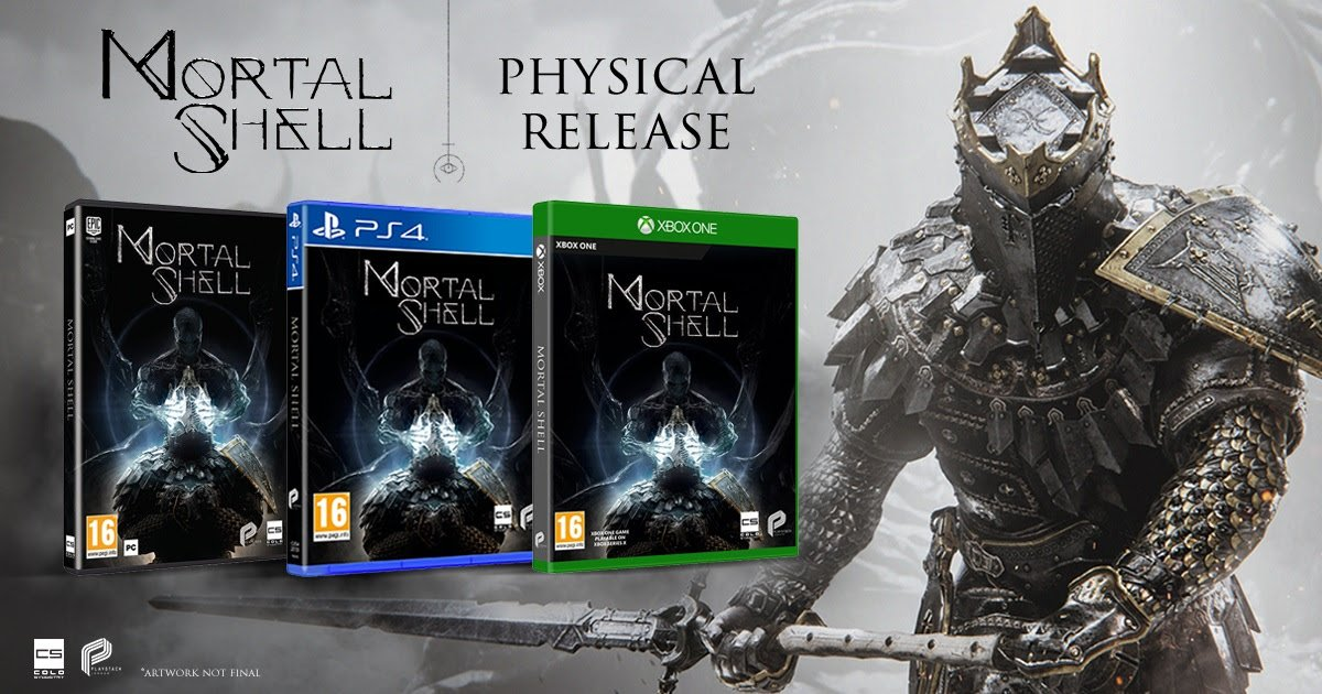 Mortal Shell physical release