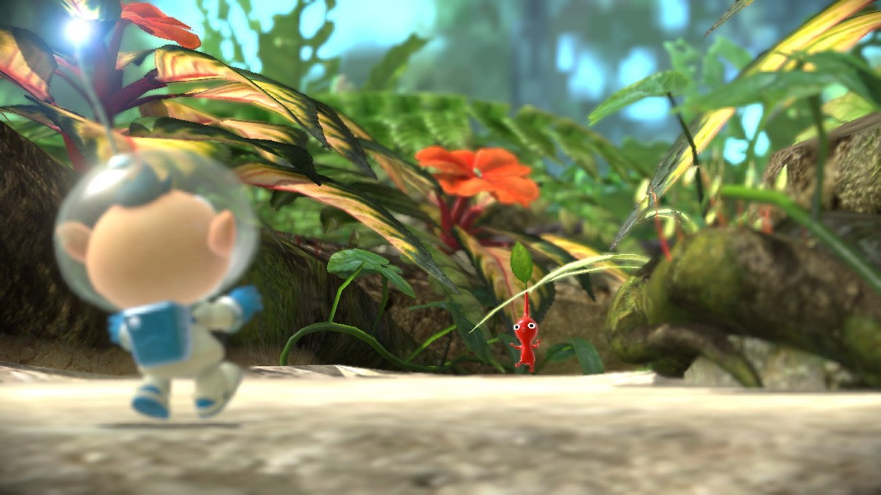 Pikmin 3 Deluxe coming to Nintendo Switch this October
