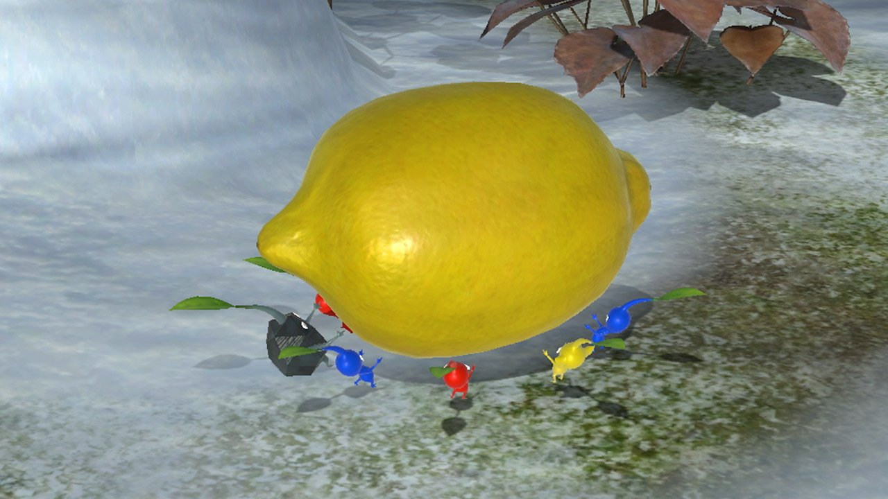 Pikmin are adorable. It's a fact.