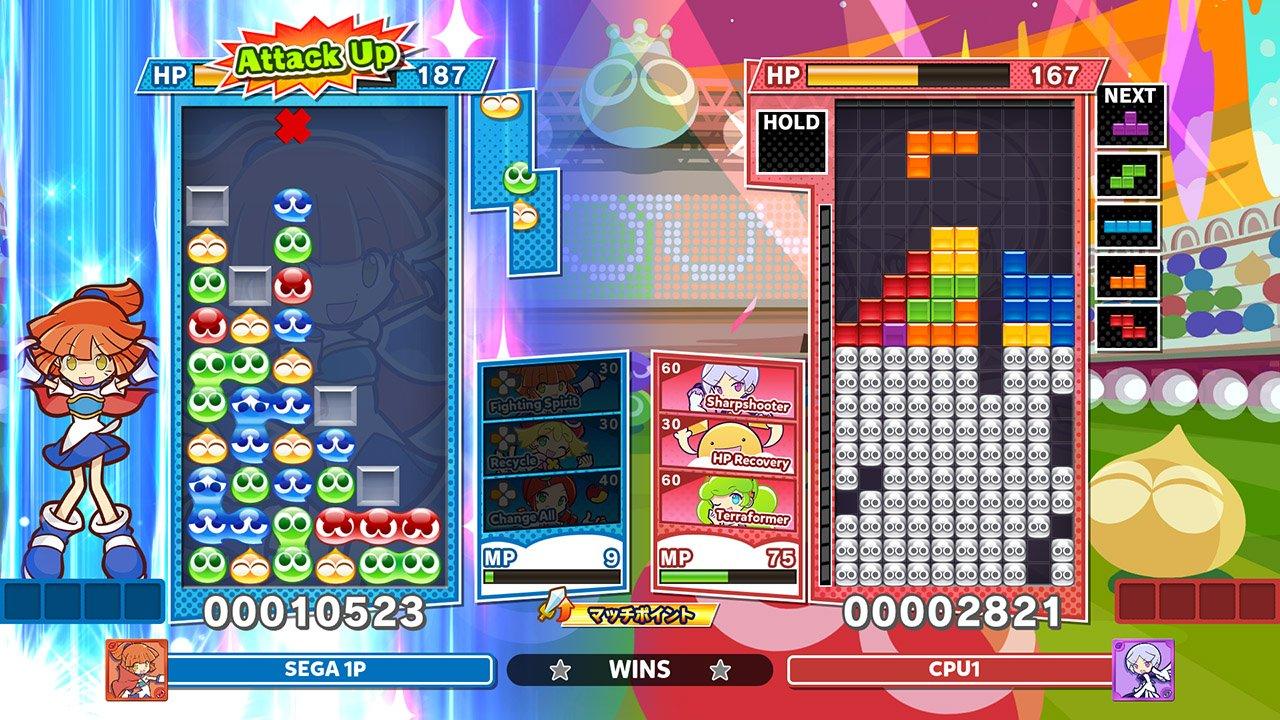 Puyo Puyo Tetris 2 announced during Nintendo Direct Mini