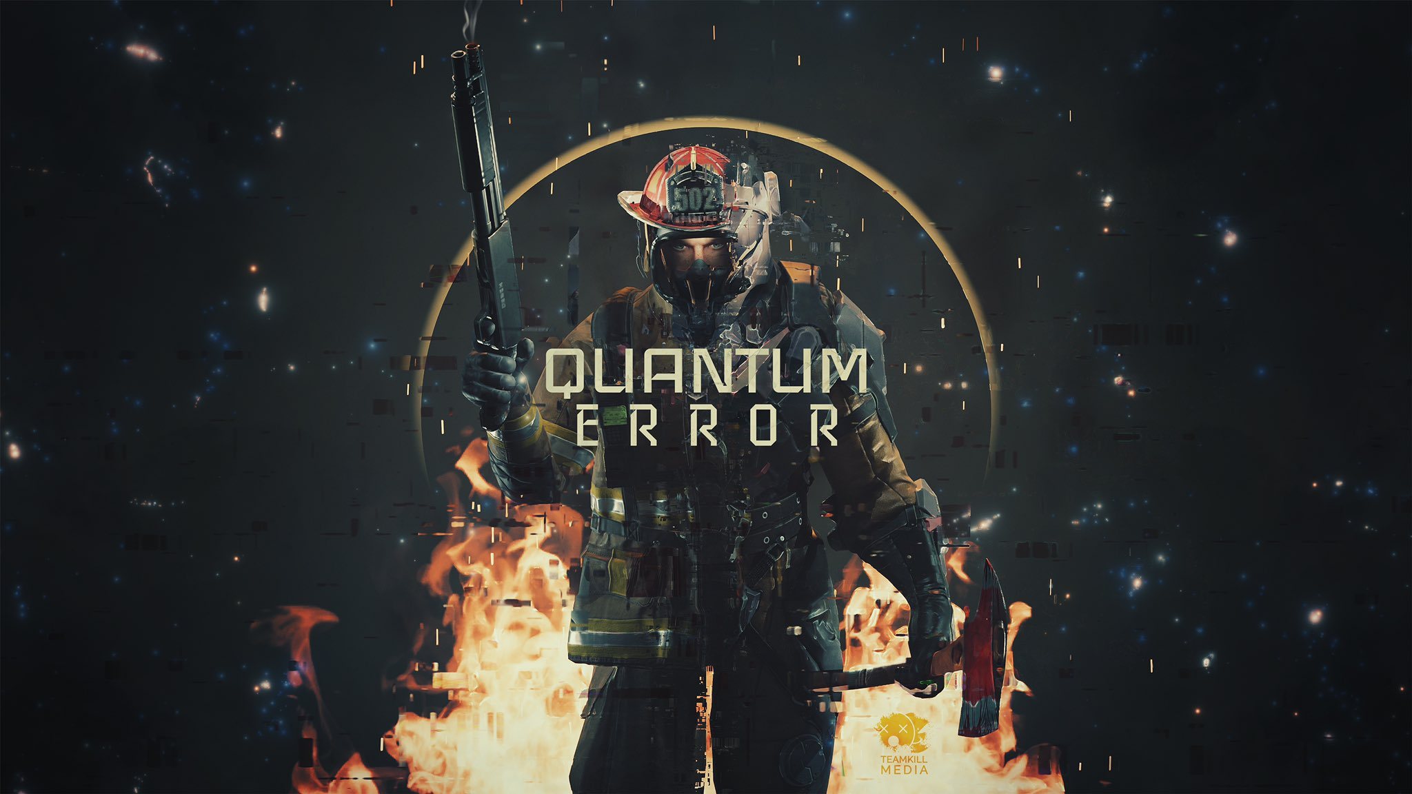 Quantum Error trailer is all about fire and zombies