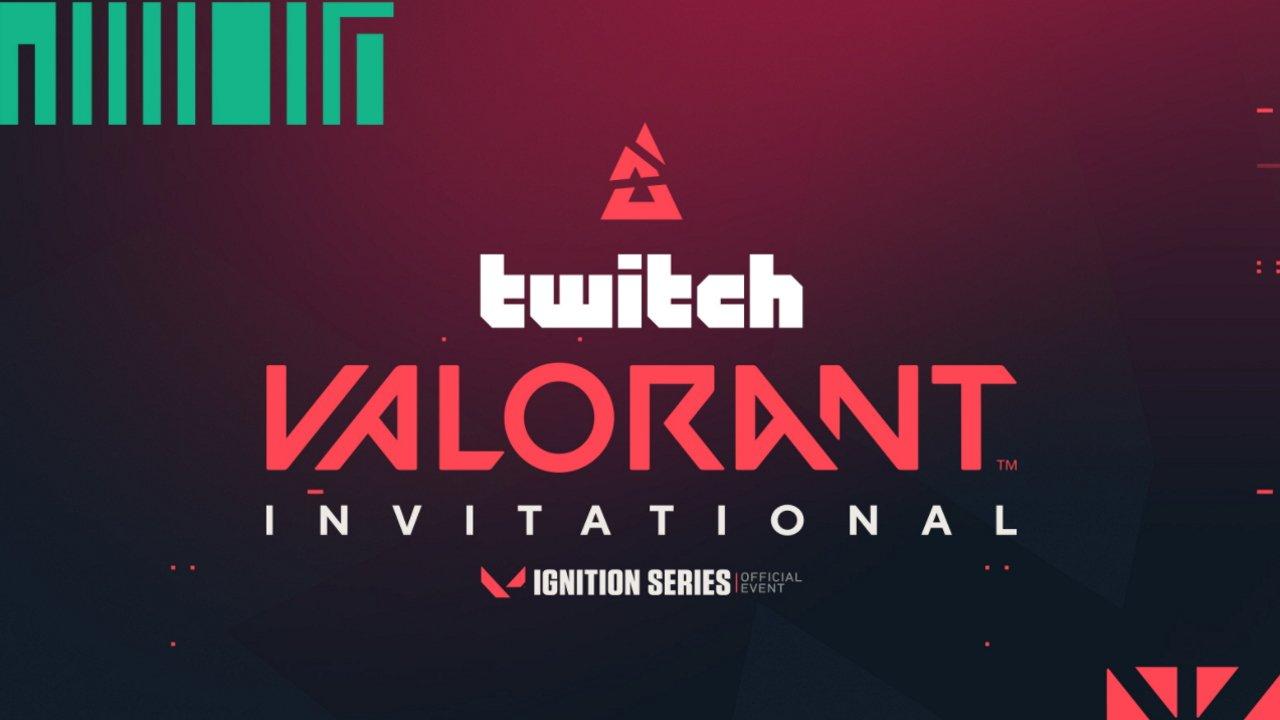 Blast Valorant Twitch invitational tournament where to watch