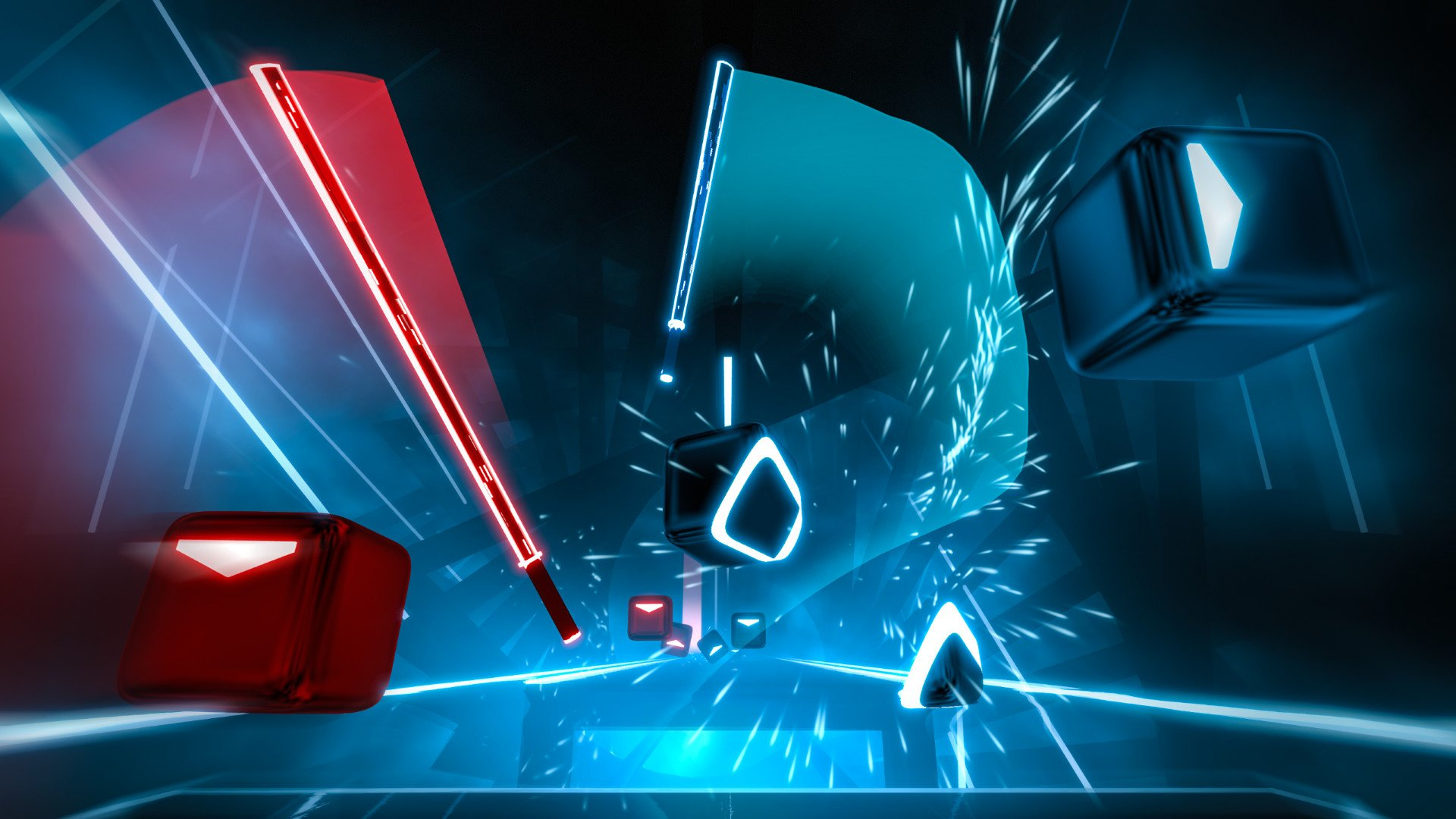 Beat Saber is getting a multiplayer expansion and BTS music pack