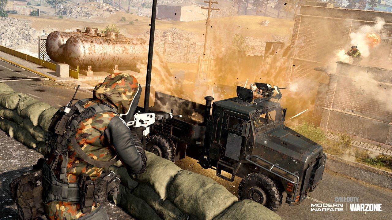 Call of Duty Warzone season 6 armored royale
