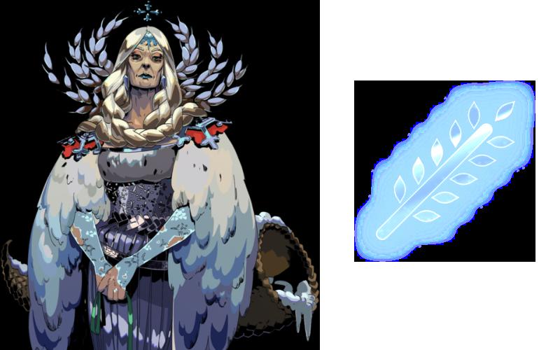 Demeter Symbol - All god symbols in Hades