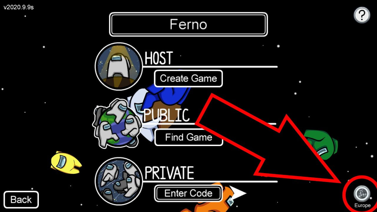 How to fix among us server issues