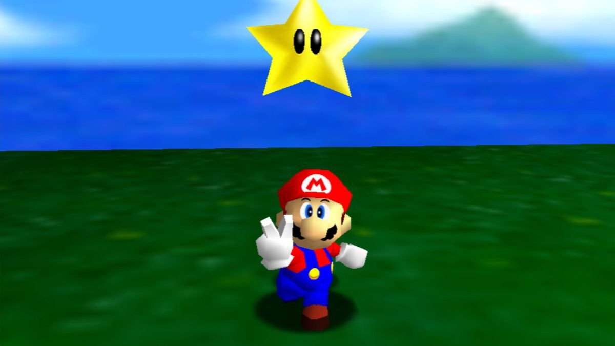Super Mario 3D All-Stars: How to save in Super Mario 64