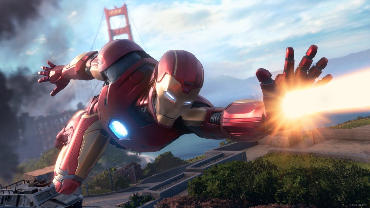Marvel's Avengers controls guide ps4 xbox one