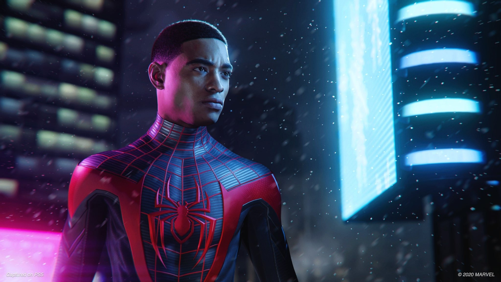 New trailer for Spider-Man Miles Morales shown during PS5 Showcase