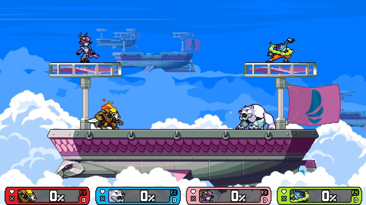 super smash bros games on PC alternatives