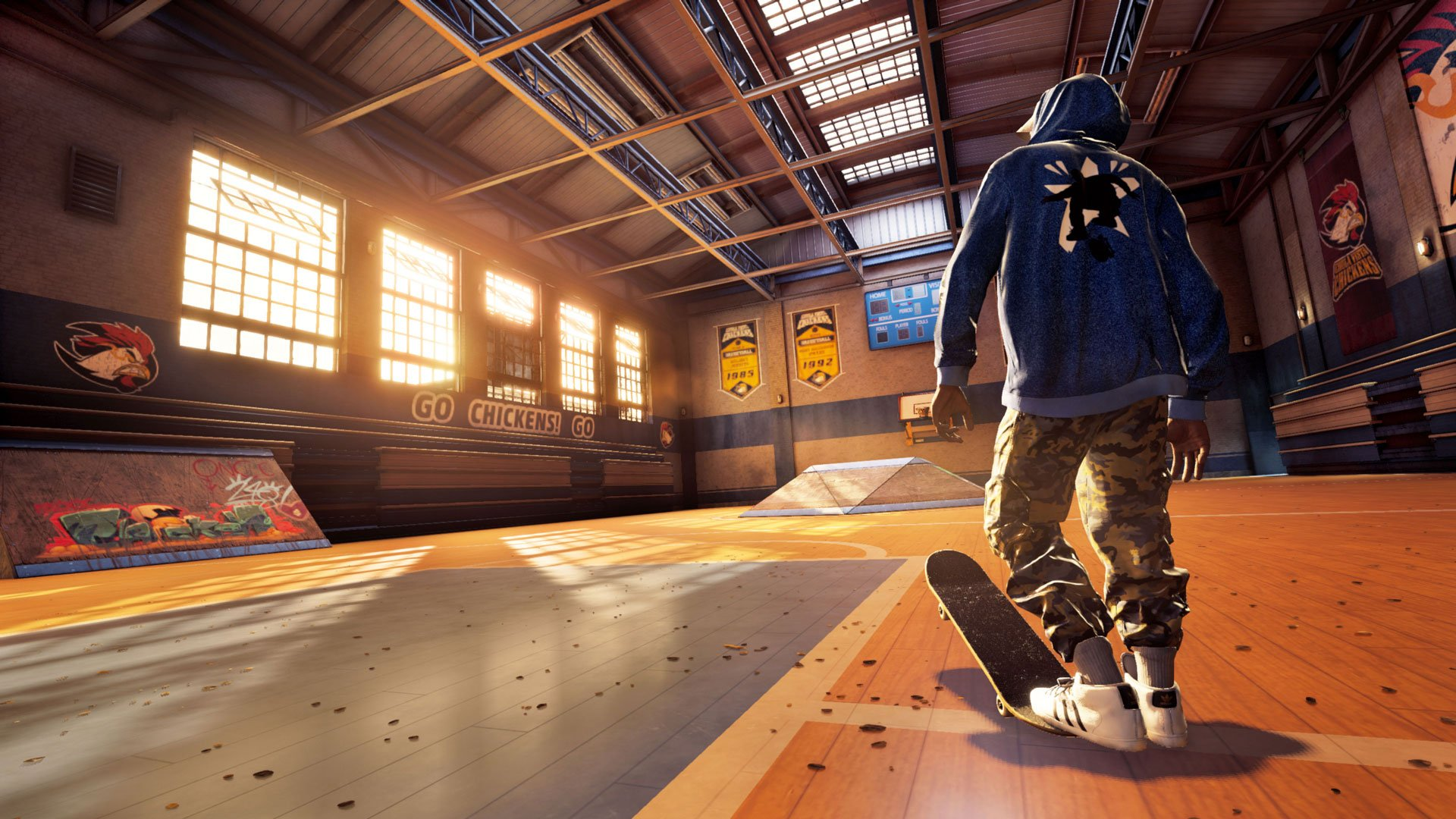 How to Wall Ride in Tony Hawk's Pro Skater 1 + 2