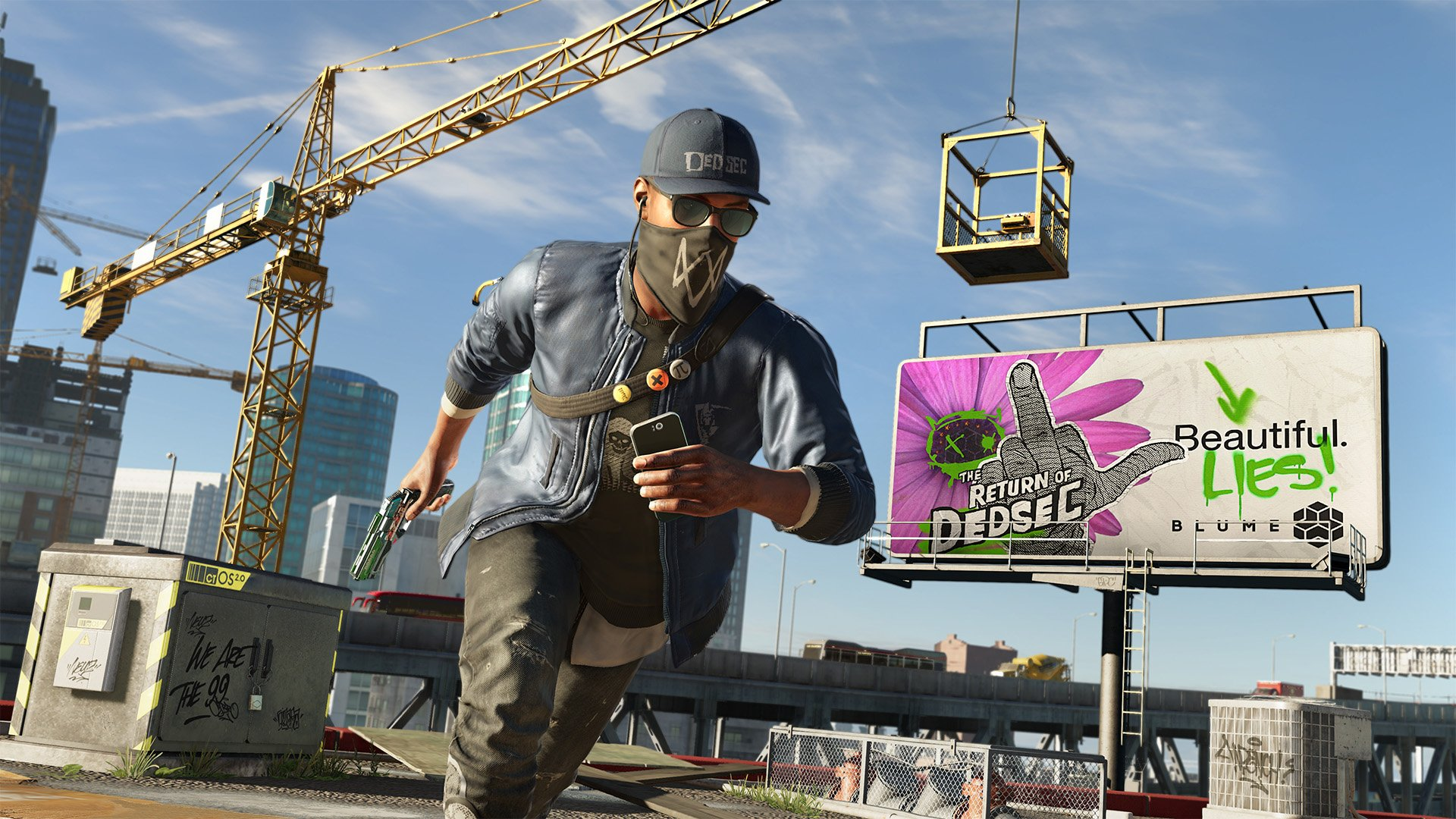 Watch Dogs 2 is free on the Epic Games Store until September 24