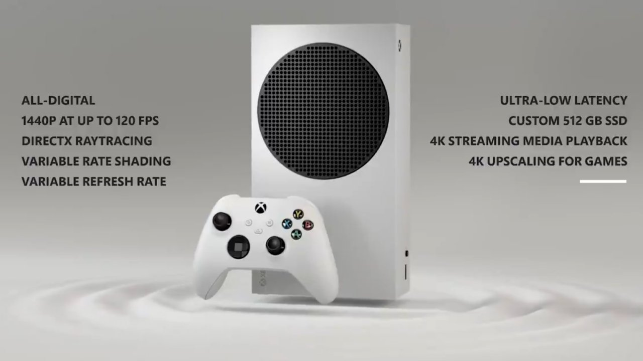 Xbox Series S price release date image