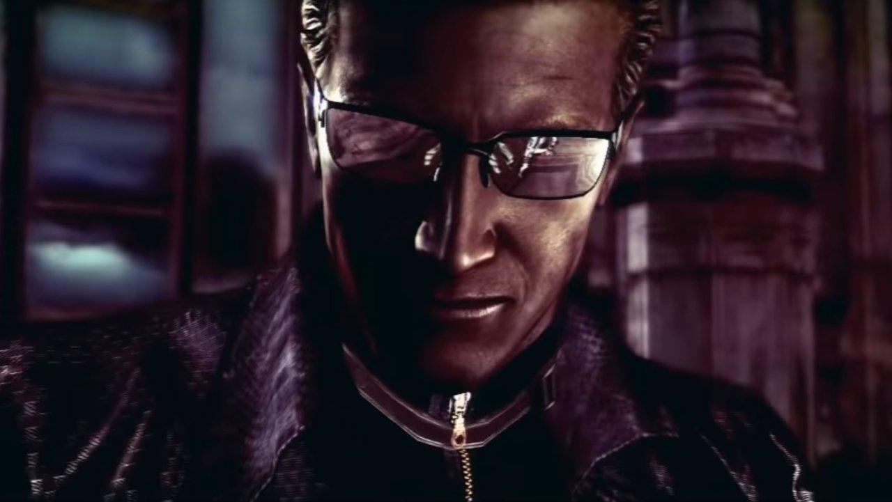 Albert wesker best video game characters for a debate