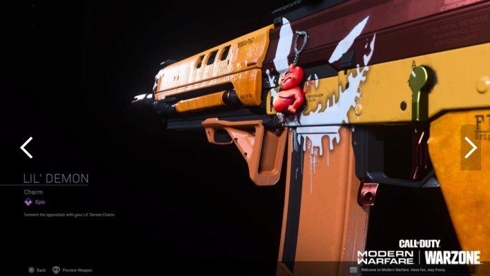 Call of Duty Warzone all halloween event unlocks