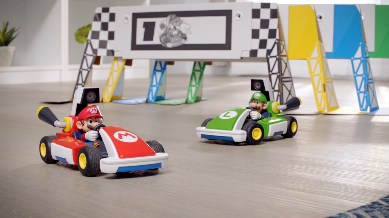 Mario Kart Live course design tips