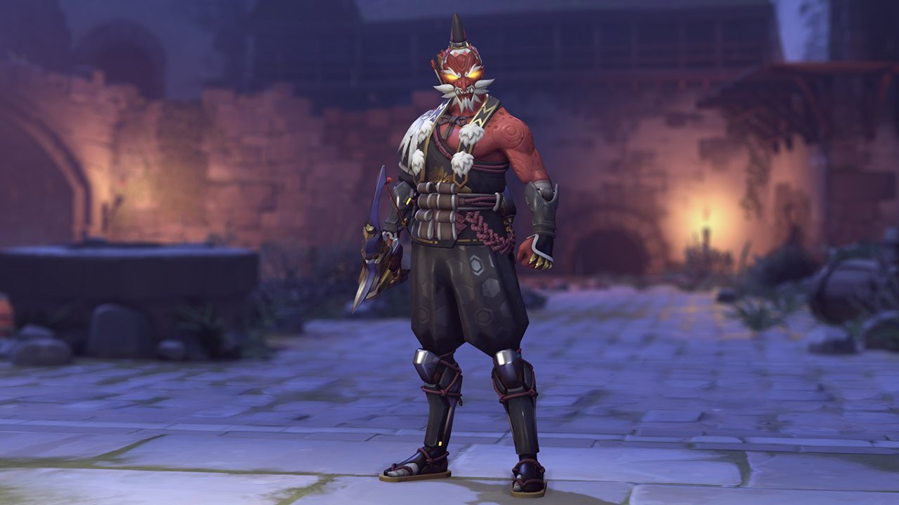 Overwatch Halloween horror 2020 all skins