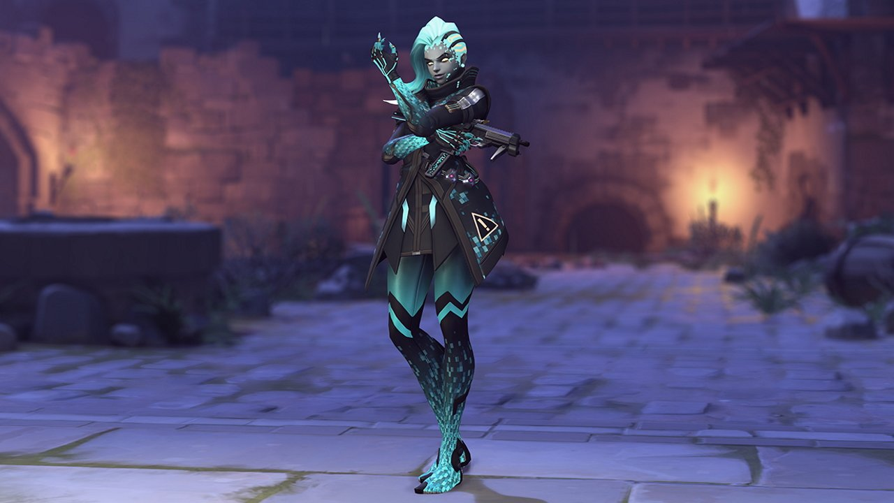 2020 Sombra Halloween Check out Overwatch's Halloween skins for 2020 | AllGamers