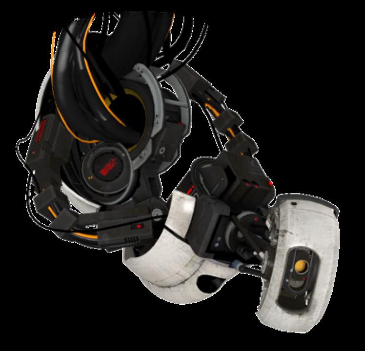 Portal 2 glados video game debate characters