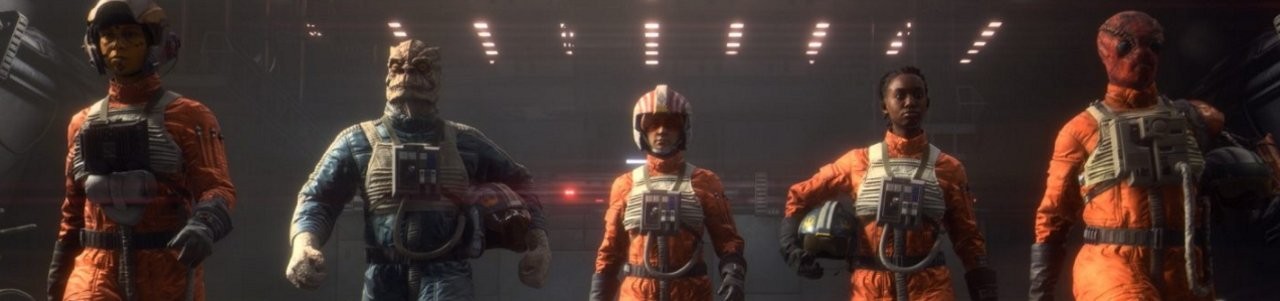 Star Wars Squadrons PS4 Xbox One controls guide