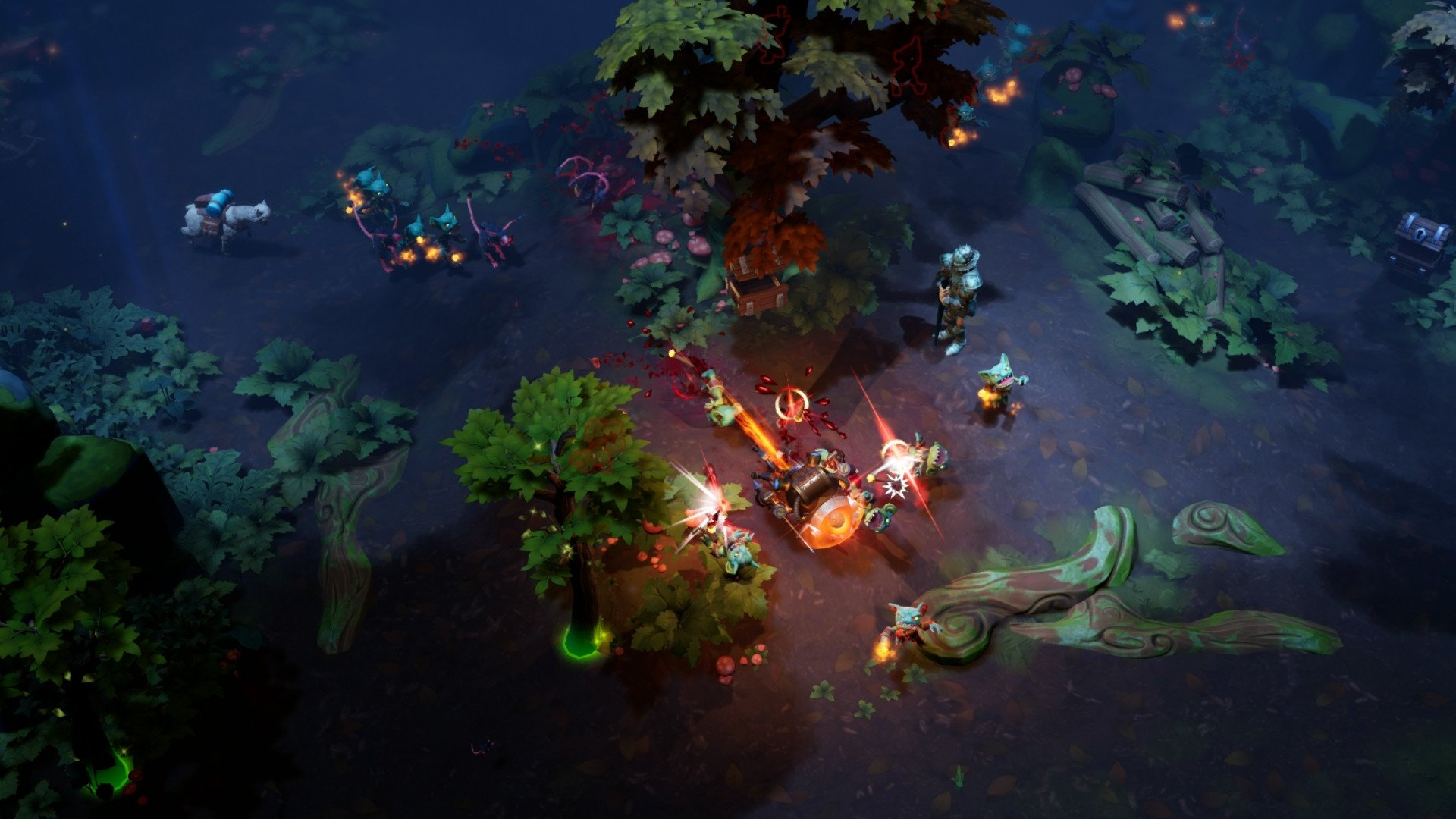 How to respec skills in Torchlight 3  © Echtra