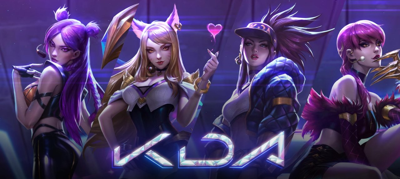 All KDA Songs and videos so far