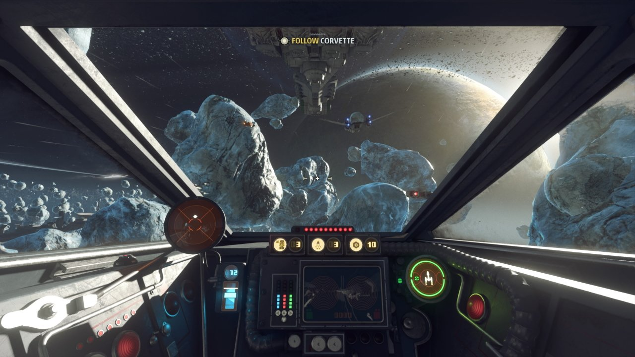 Best vr games 2020 star wars squadrons