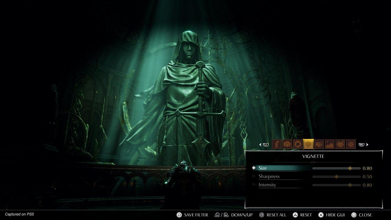 Demons Souls photo mode