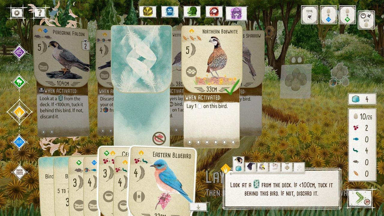Best digital board games wingspan