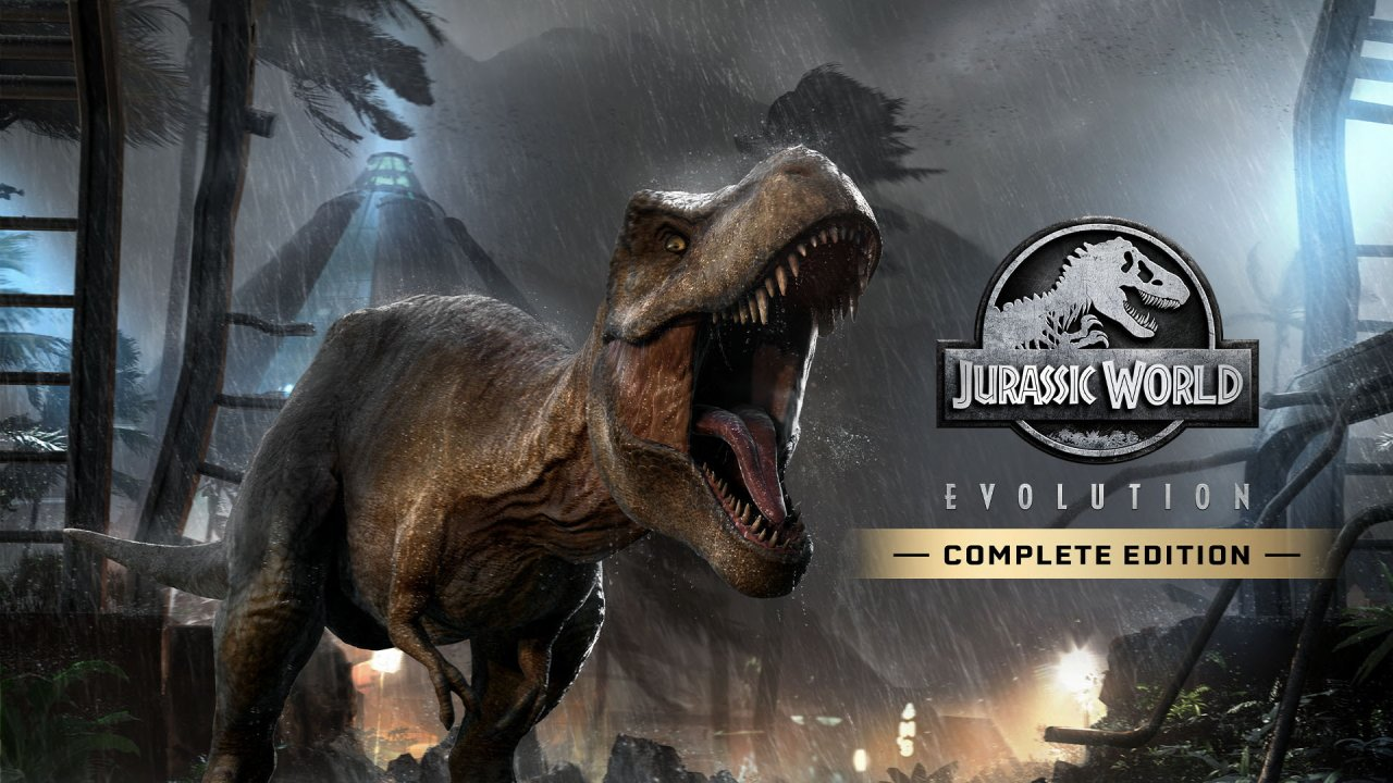 Jurassic World Evolution switch interview